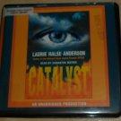 Catalyst Laurie Halse Anderson Unabridged Audio Books Cds