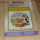 Walt Disney Treasues Disney Comics 75 Years of Innovation Official Anniversary Book