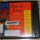 Space Between the Stars My Journey to an Open Heart (audio book cds) Santana