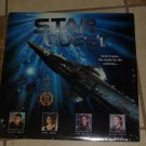 Laserdisc STAR QUEST Laser disc Videodisc Very Good Bauer Samms