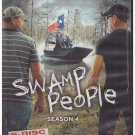 Swamp People Season 4 (DVD-6 disc set)
