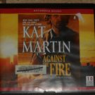 Against the Fire Raines Wind Canyon Kat Martin Audio Book CDs