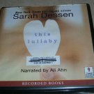 This Lullaby Sarah Dessen Audiobook Cds