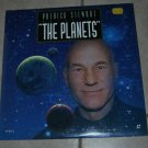 THE PLANETS Laserdisc Sealed Patrick Stewart Laser Disc
