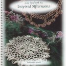 Lacebook Vol 3 Inspired Afternoons Samantha Leach Spiral Bound Soft cover