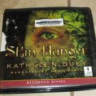 SKIN HUNGER Kathleen Duey AUDIO BOOK CDS