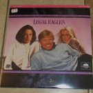 LEGAL EAGLES Laserdisc SEALED Laser VIDEODISC