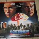 NIGHTBREAKER Laserdisc SEALED Laser VIDEODISC