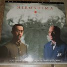 HIROSHIMA Laserdisc laser video disc very good
