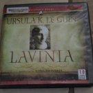 Lavinia (unabriged audio book cds) Ursula Lequin