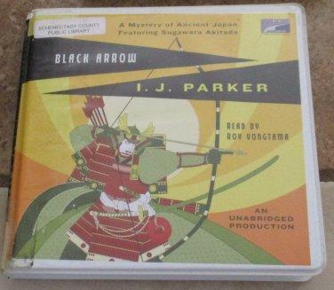 Black Arrow I.J. Parker (Audio Book Cds)