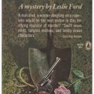 The Clue of the Judas Tree Leslie Ford Paperback