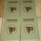 American Indian United States Documentary History-Four Volume Set--I II III IV