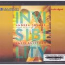 Invisibility (audio book cds) Andrea Cremer David Levithan