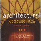 Architectural Acoustics Principles and Practices Cavanaugh Wilkes