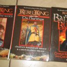 REBEL KING Chronicles Robert de Brus Scots Bruce 3 volumes Hammer Bannok Harship