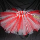 Little Buckeye Tutu-Mid-Thigh, 2T-5 Free Shipping