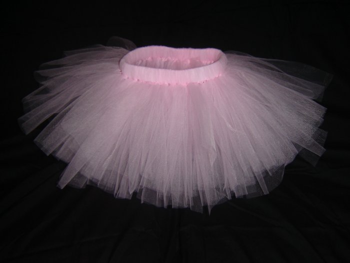 Rosette Knee Length Tutu, 2T-5 Free Shipping!