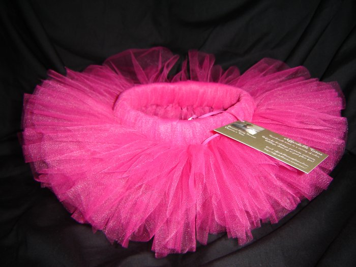 Garnet Tutu, Knee Length, 0-24M Free Shipping!