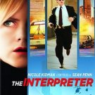 The Interpreter (DVD, 2005, Widescreen)