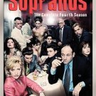 The Sopranos - The Complete Fourth Season (DVD, 2003, 4-Disc Set, Silver Foil...