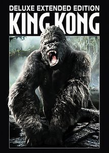 King Kong (DVD, 2006, 3-Disc Set, Deluxe Extended Version)