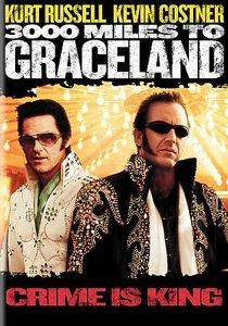 3000 Miles to Graceland (DVD, 2009)