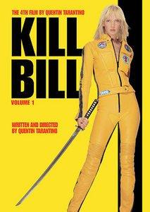 Kill Bill Vol. 1 (DVD, 2011)