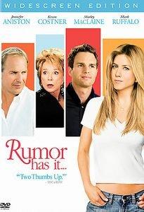 Rumor Has It (DVD, 2006, Widescreen)