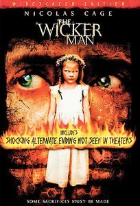 The Wicker Man (DVD, 2006, Widescreen)