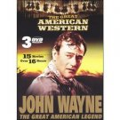 The Great American Western: John Wayne, The Great American Legend (DVD, 2004,...