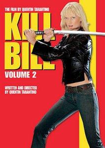 Kill Bill Vol. 2 (DVD, 2011)