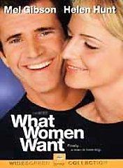 What Women Want (DVD, 2001, Widescreen)