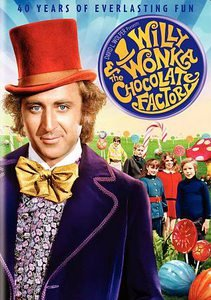 Willy Wonka and the Chocolate Factory (DVD, 2011, 40th Anniversay)