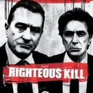 Righteous Kill (DVD, 2009)