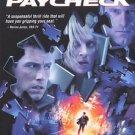 Paycheck (DVD, 2004, Full Frame)