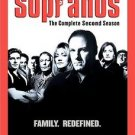 The Sopranos - The Complete Second Season (DVD, 2001, 4-Disc Set)