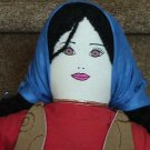 Turkish Peasant Doll, Girl