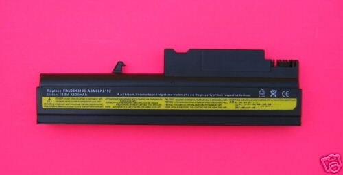 New Laptop Battery for IBM ThinkPad T40 T42 T43 R50 R52