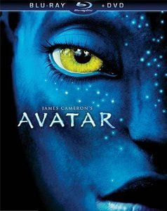 Avatar 2 disc DVD Movie