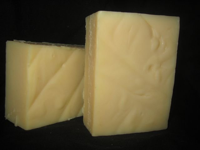 Goat Milk Castile Handcrafted Old Fashioned Natural Handmade Soap 4 oz