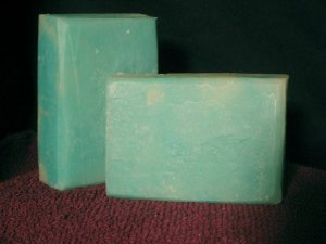 Sweet Pea Soap Handcrafted Old Fashioned Natural Handmade Soap 4 oz