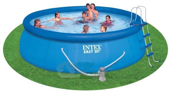 15 x 48 easy set pool package for Cheap above ground pool packages