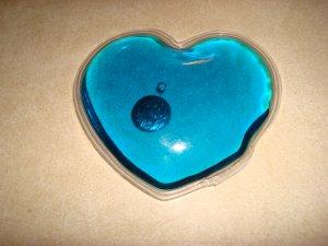 Small Heart Fusion Heat Packs