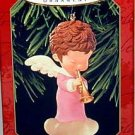Hallmark Keepsake Christmas Ornament Mary's Angels 1999 Heather #12 Angel GB ~*~v