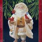Hallmark Keepsake Christmas Ornament Merry Olde Santa 1997 Old World Santa #8 with Cardinals GB ~*~v