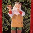Hallmark Keepsake Christmas Ornament KOCC Membership 1999 Toymaker's Gift Santa GB ~*~