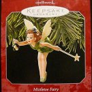 Hallmark Keepsake Christmas Ornament 1998 Mistletoe Fairy GB ~*~