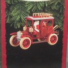 Hallmark Keepsake Christmas Ornament Shopping With Santa 1993 Anniversary Edition Here Comes FB ~*~v