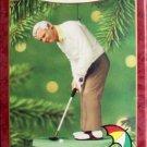 Hallmark Keepsake Christmas Ornament 2000 Arnold Palmer PGA Golf GB ~*~v